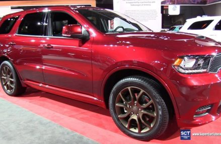 2018 Dodge Durango SRT Mopar – Exterior Walkaround – 2018 New York Auto Show Escondido California 2018