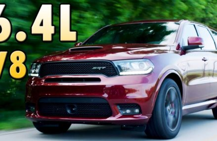 2018 Dodge Durango SRT Review | Test Drive Tuesday on Truck Central Fontana California 2018