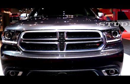 NEW 2019 – Dodge Durango SRT 6.4l V8 475hp Super Sport SUV – Interior and Exterior 4K 2160p New Orleans Louisiana 2018