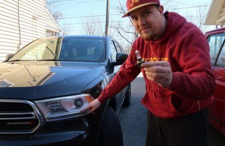 Easiest Headlight Bulb Replacement: 2015 Dodge Durango Newark New Jersey 2018