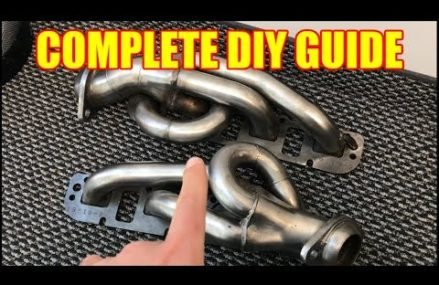 The Complete Shorty Header Install Guide for a Dodge RAM 1500 Local 67259 Wichita KS