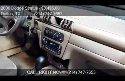 Dodge Stratus For Sale In Texas – Washington 20240 DC