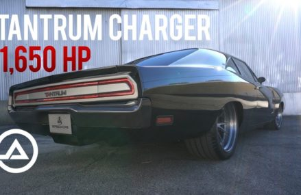 Another Fast & Furious Car…1650 hp Tantrum Charger from Speedkore Around Zip 73006 Apache OK