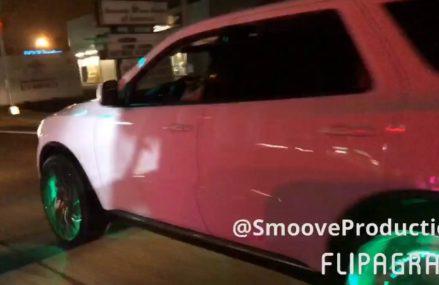 Custom Car: Exclusive White Durango on 26's Cape Coral Florida 2018
