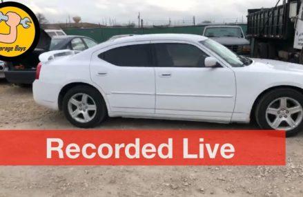 Dodge Charger Rear Wing Spoiler Installation Around Zip 23303 Atlantic VA