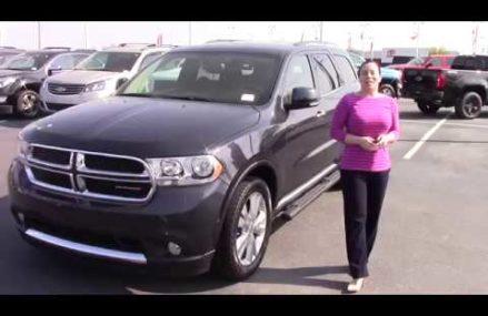 2013 Dodge Durango Crew Wilson, NC WalkAround Hampton Virginia 2018