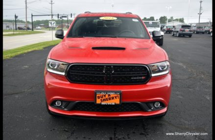 2018 Dodge Durango GT Blacktop ALL WHEEL DRIVE For Sale Dayton Troy Piqua Sidney Ohio   28186T Baltimore Maryland 2018