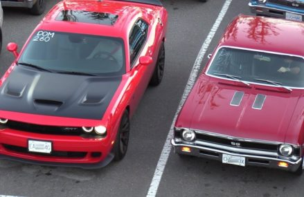 Old vs New Muscle Cars Drag Racing,Dodge Demon,Hellcat,Charger 69′ and more Near 12235 Albany NY