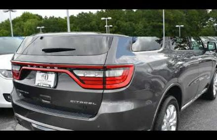 2018 Dodge Durango CITADEL AWD in Greenville, SC 29607 Fort Worth Texas 2018