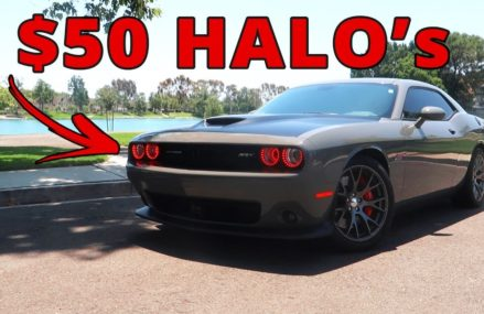 $50 Halo LED MOD every CHALLENGER owner SHOULD DO! (AURA LED) Within Zip 62002 Alton IL