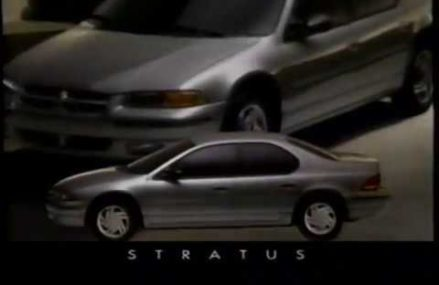Dodge Stratus Commercial, San Luis Obispo 93408 CA