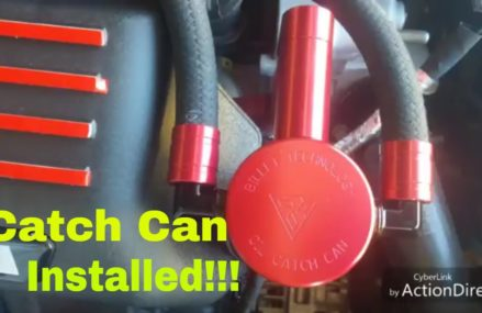 Dodge Charger R/T 5.7L Hemi Billet Tech Anodized Oil Catch Can Install – Engine Bay Mod From 92301 Adelanto CA