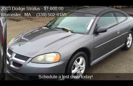 Dodge Stratus Sale at Washington 56920 DC
