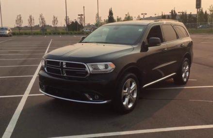 2015 Dodge Durango Limited Review Milwaukee Wisconsin 2018