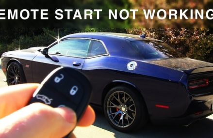 Remote Start Not Working on Dodge Challenger ? Here's the Most Common Reason Why… Near Malden 99149 WA
