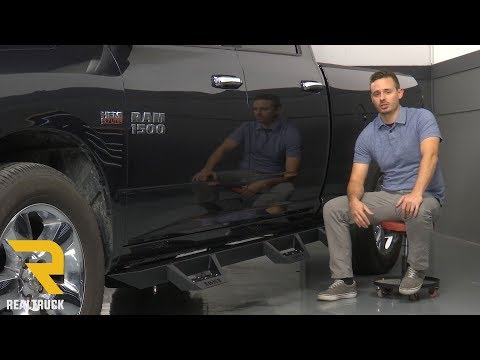 How To Install Ici Black Magnum Rt Steps On A 2017 Dodge Ram 1500