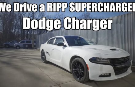 What's it like to drive a RIPP Supercharged Charger? in 99547 Atka AK