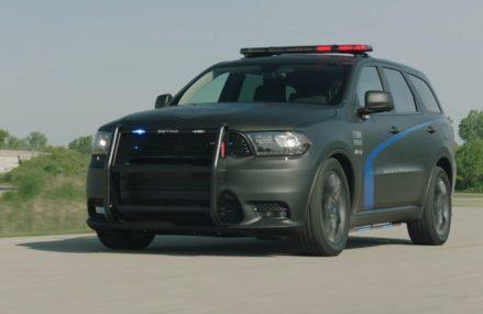 2019 Dodge Durango Pursuit Running Footage Shreveport Louisiana 2018