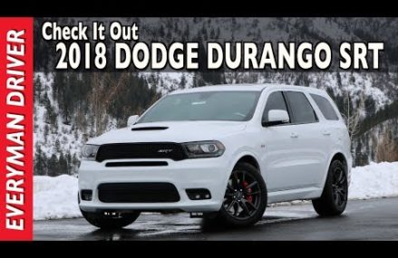 2018 Dodge Durango SRT in White on Everyman Driver Tempe Arizona 2018