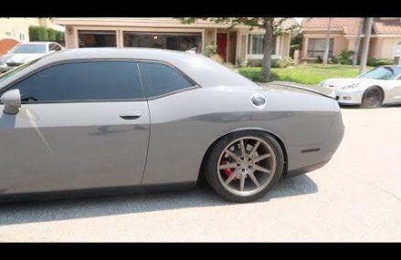 I LOWERED MY CHALLENGER!!!…. for 30 minutes in 56110 Adrian MN