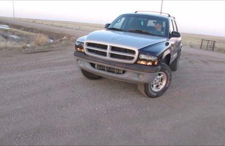 1998 Dodge Durango 4X4 Tempe Arizona 2018