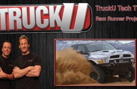 Ram Runner Project | TruckU Tech Tips Area Near 34243 Sarasota FL