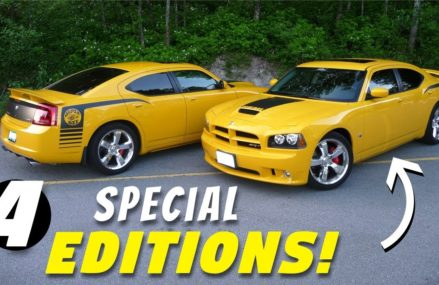 4 Special & Limited Edition Dodge Charger Models – RARE! Within Zip 44313 Akron OH