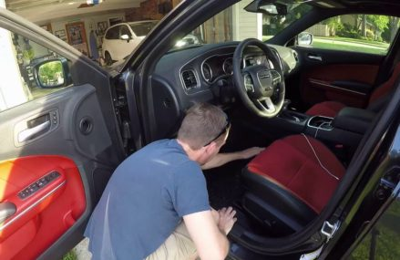 2018 Dodge Charger ScatPack Ep. 30: Husky Floormats from Jegs – Unboxing and Installation Around Zip 69333 Ashby NE