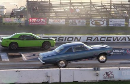 Old vs New Muscle Cars Drag Racing – Hellcat,Demon,Shelby,ZL1,Dodge Charger Near 69301 Alliance NE