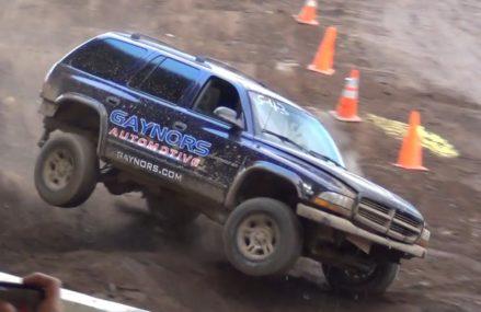 Tuff Dodge Durango-Gaynors Automotive@Clark County Fair 2018 Salinas California 2018