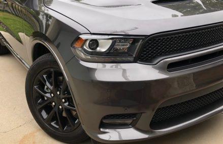 Reviewing The Dodge Durango V8 R/T AWD Black Edition Hayward California 2018