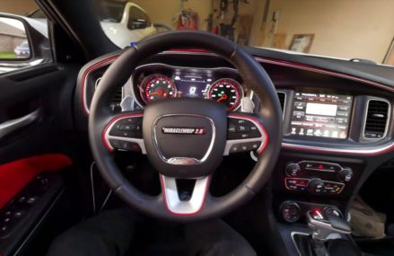 HOW TO MAKE YOUR  DODGE CHARGER DASH LOOK AWESOME at 52203 Amana IA