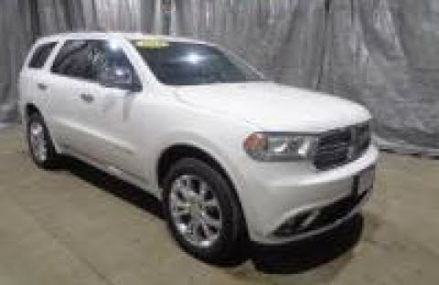 2018 VIce White Tri Coat DOdge Durango Citadel ADT3027 Motor Inn Auto Group Sioux Falls South Dakota 2018