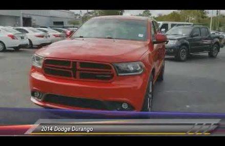 2014 Dodge Durango DeLand Nissan 9055944A Jersey  New Jersey 2018