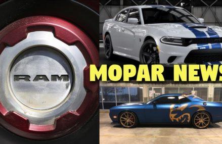 Mopar News (Oct 2018) – New Colors & Stripes, Hellcat Ram, Anthony Davis Custom Hellcat, & MORE! For 41323 Beattyville KY