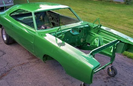 1969 Dodge Charger Daytona 440 Magnum Restoration Project Within Zip 72820 Alix AR