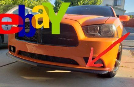 2014 Dodge Charger Ebay Font Lip Near 62310 Adrian IL