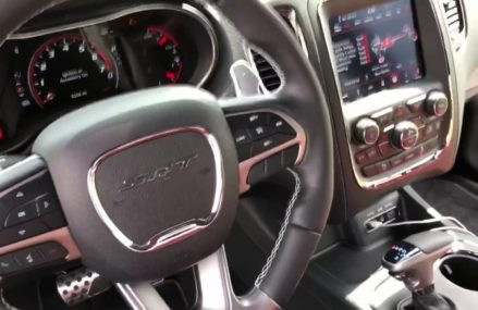 2018 Dodge Durango SRT Interior New Orleans Louisiana 2018