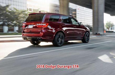 Look This ! Review:  2018 Dodge Durango SRT Salt Lake Utah 2018