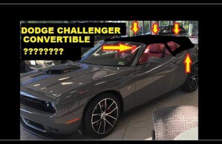 OMG Dodge Challenger Convertible? Around Zip 31126 Atlanta GA