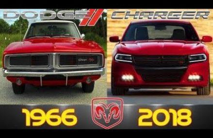 Cars History:  DODGE CHARGER Evolution From 1966 – 2018 at 78003 Bandera TX