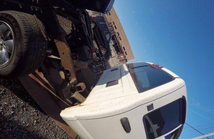 Dodge Ram frame swap part 3 Locally at 45068 Waynesville OH