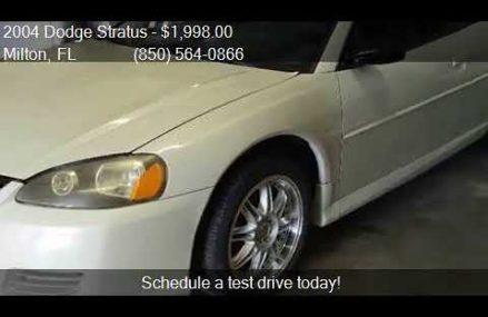 2004 Dodge Stratus For Sale, Washington 20023 DC