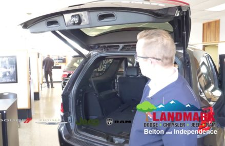 2018 Dodge Durango Citadel Safety Features & Cargo Space Yonkers New York 2018