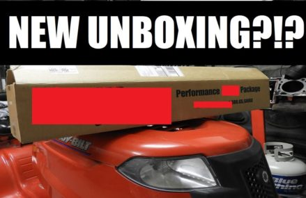 NEW PARTS UNBOXING Stockton California 2018