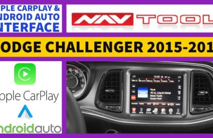 Dodge Challenger Apple Carplay, 2015-2019 Dodge Challenger Uconnect 8.4 Apple CarPlay Android Auto From Lincoln 68502 NE