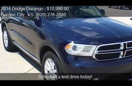 2014 Dodge Durango SXT AWD 4dr SUV for sale in Garden City, Salem Oregon 2018