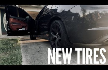 Rear tires Upgrade! (275/40r20) for Dodge Charger! in 80016 Aurora CO