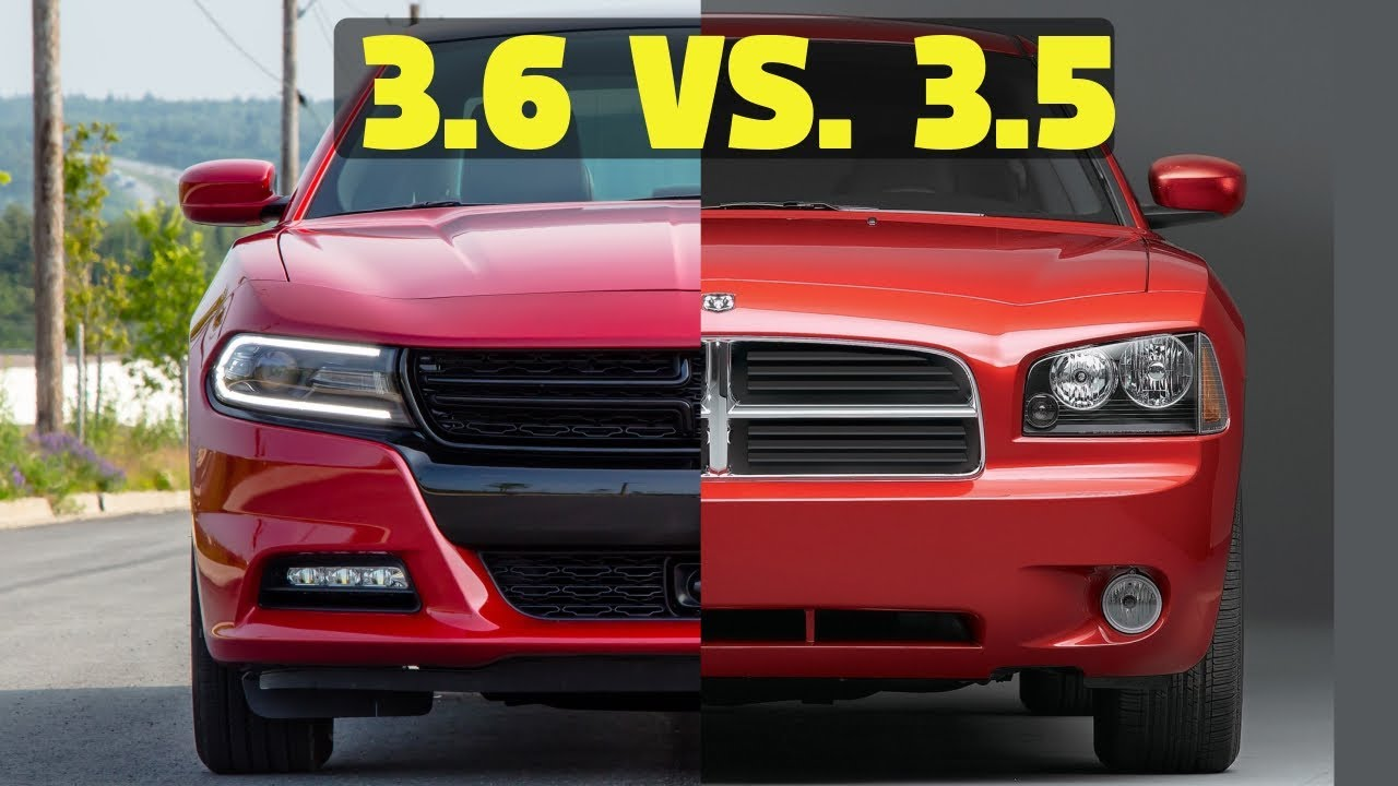 Chrysler  Dodge 3 5 Vs  3 6l Pentastar V6 Engine Faq