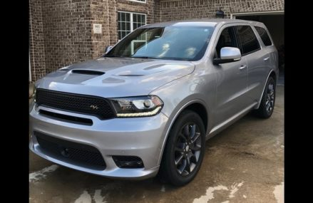 2018 Dodge Durango R/T WeatherTech Floor Mats Arlington Texas 2018